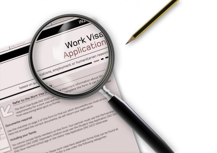 VIsa Application Checking Service